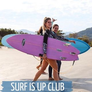 Drifter Hostel Surf Is Up Club